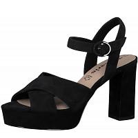 TAMARIS - Sandalette - 001 black