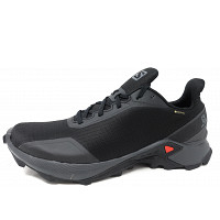 SALOMON - Alphacross GTX - Wanderschuh - Black