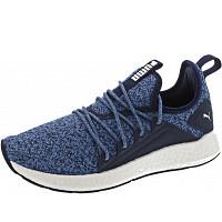 PUMA - NRGY Neko Knit Jr - Sneaker - peacoat-bonnie blue-wht