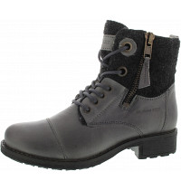 ALL about shoes - Schnürstiefel - grey