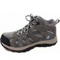 Columbia - Canyon PointMid - Trekkingschuh - grey Oxygen (Waterproof)