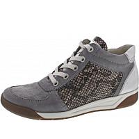 JENNY BY ARA - Seattle - Sneaker - stahl/grigio,silber/