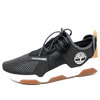 TIMBERLAND - Earth Rally Flexiknit OX - Sneaker - jet black