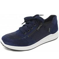 SUPERFIT - Sneaker - blau