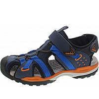 Geox - Borealis Boy - Sandale - Navy/orange