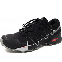 SALOMON - Speedcross Vario 2 GTX - Sportschuh - phantom black mon