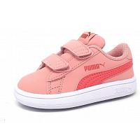 Puma - Smash V2 - Klettschuh - 0012 rose-coral