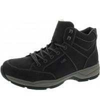 Rieker - Boots - schwarz/schwarz