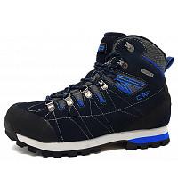 CMP - Arietis Trekking - Wanderstiefel - N950 black blue