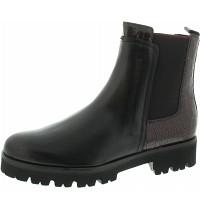 MARIPE - Boots - nero-bordeaux