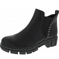 TAMARIS - Chelsea-Boots - black