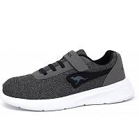 KANGAROOS - KL-Curve EV - Sneaker - 2019 steel grey jet black