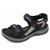 ECCO - Offroad - Sandale - blk mole blk