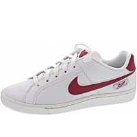 NIKE - Wmns Court Royale Vday - Sneaker - white-red-pistachio
