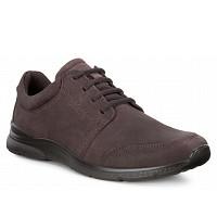 ECCO - IRVING - Sneaker low - COFFEE