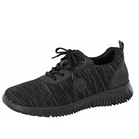 Rieker - Sneaker - schwarz weiss