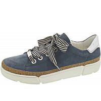 Ara - Sneaker - JEANS,NATUR/SILBER
