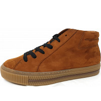 PAUL GREEN - Sneaker high - cognac