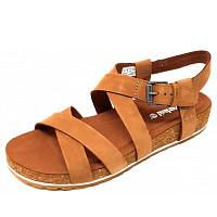 TIMBERLAND - Malibu Wave Ankle - Sandale - saddle