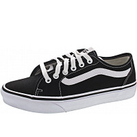 VANS - MN Filmore Decon - Sneaker - Canvas black-white