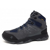 JACK WOLFSKIN - MTN Attack 6 Texapore - Wanderstiefel - night blue
