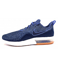 Nike - Air Max Sequent 4 - Sportschuh - blau