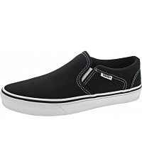 VANS - MN Asher - Slipper - Canvas blk-wht