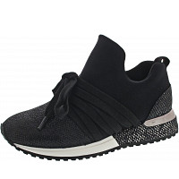 LA STRADA - Sneaker - lycra black