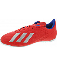 ADIDAS - X 18.4 IN - Fußballschuh - active red