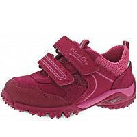 SUPERFIT - Sport4 Mini - Kletthalbschuh - rot-rosa