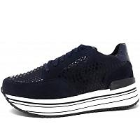 POELMAN - Sneaker - navy/navy