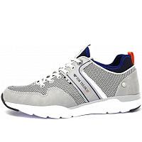 TOM TAILOR - Sneaker - grau