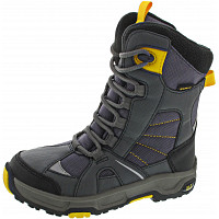 JACK WOLFSKIN - Boys snow ride tex - Winterstiefel - burly yellow