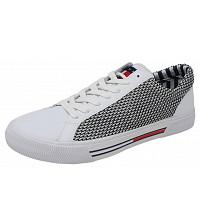 TOMMY HILFIGER - Sneaker - white kombi