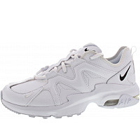 Nike - Air Max Gravition Lea - Sneaker - white-black