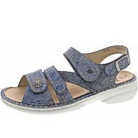 FINN COMFORT - Gomera - Sandale - Jeans