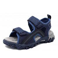 SUPERFIT - Hike - Sandale - 80 blau