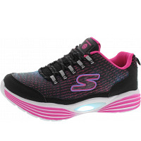 Skechers - Luminators - Sneaker - bkpk