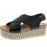POELMAN - Sandale - black