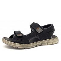 RIEKER - Sandale - 01 black
