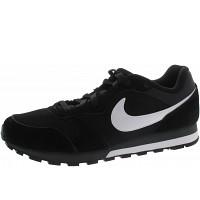 Nike - MD Runner 2 - Sneaker - black-white-anthracite