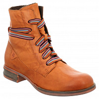 JOSEF SEIBEL - Sanja 04 - Schnürstiefel - orange