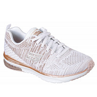 SKECHERS - Sportschuh - white/ rose gold