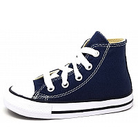 CONVERSE - All Star High - Leinenschuh - navy