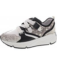ALPE SPORT - Sneaker - blanco-negro