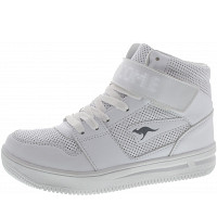 KANGAROOS - Future-Space Hi - Sneaker - white