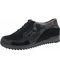 Waldläufer - Hurly - Sneaker - schwarz-LS grau/schw