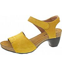 THINK - TRAUDI - Sandalette - SAFRAN/KOMBI