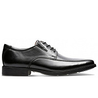 CLARKS - Tilden Walk - Businesss Schuh - black