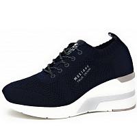 MUSTANG - Sneaker low - blau
